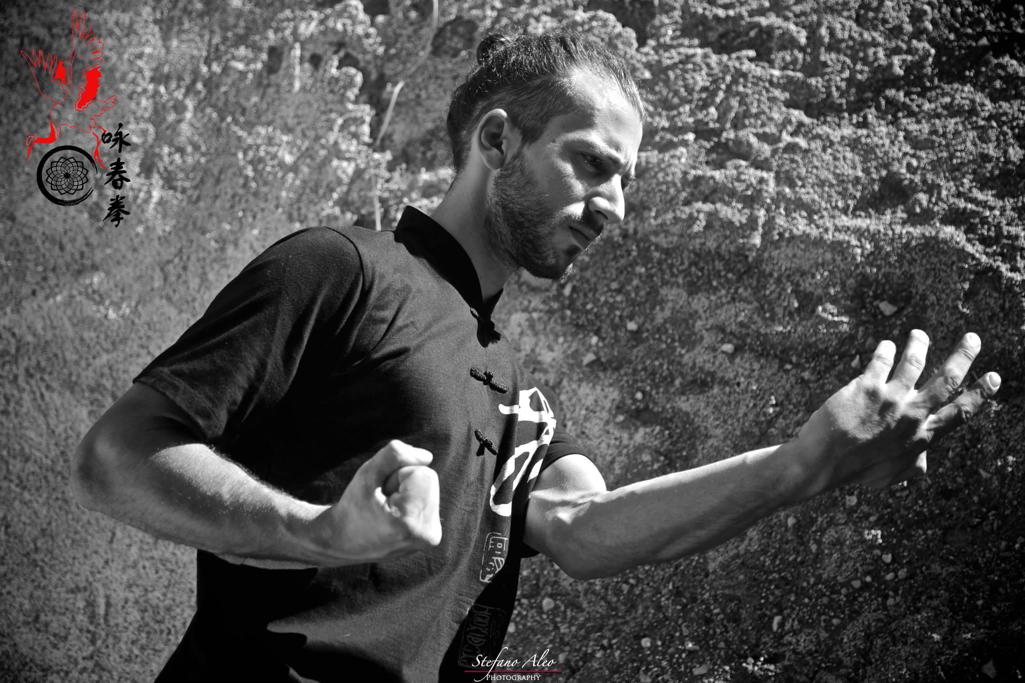 The Wing Chun Long Pole – Chris De Marco