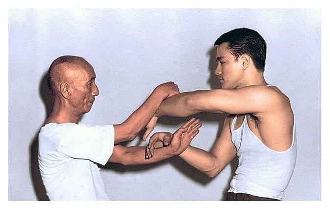 Wing Chun Keyboard Warrior