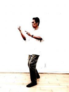 Wing Chun Sticking Body
