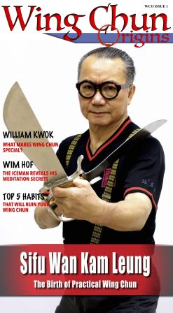 Wing Chun Origins Issue 1