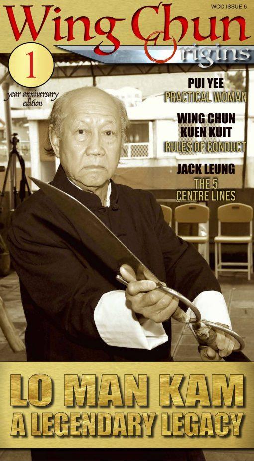 Wing Chun Origins Issue 4