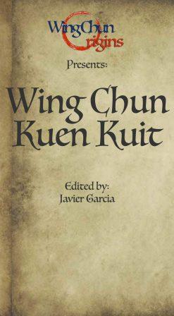 WING CHUN KUEN KUIT