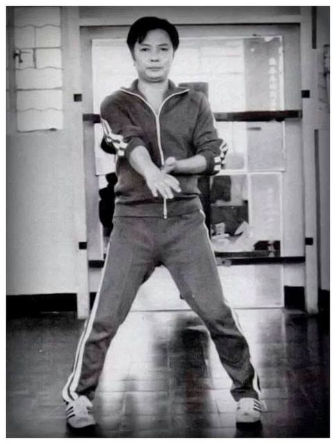 The Wing Chun Stance