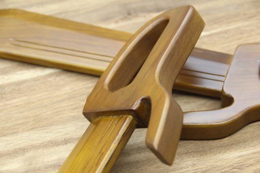 Wooden Bart Cham Dao