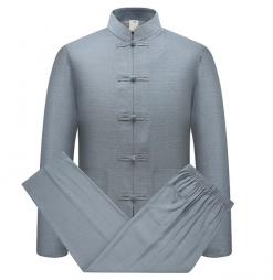 Kung Fu Uniform Grey